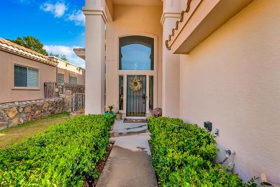 El Paso TX Single Family Home For Sale: $362,000