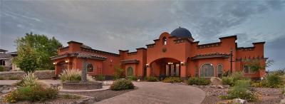 El Paso Single Family Home For Sale: 6324 Franklin Desert Drive
