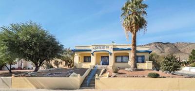 El Paso Single Family Home For Sale: 1815 Elm Street
