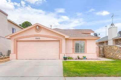 Single Family Home For Sale: 3052 Jose Ortiz Lane