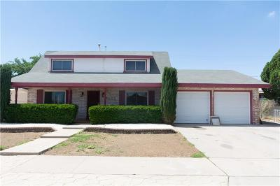 Single Family Home For Sale: 9680 Stonehaven Drive