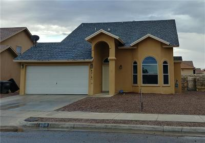 Single Family Home For Sale: 6218 Spotted Eagle Drive