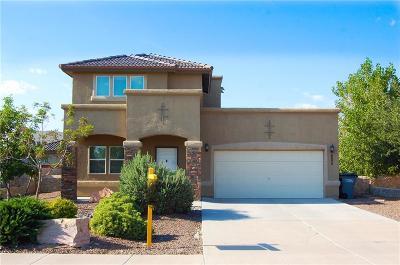 El Paso TX Single Family Home For Sale: $224,950