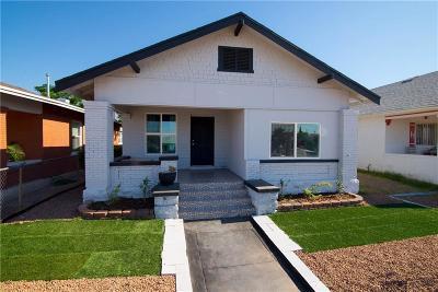 Single Family Home For Sale: 3027 Missouri Avenue