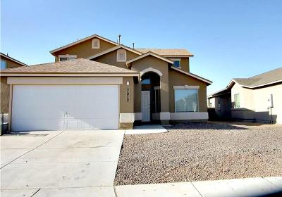 Single Family Home For Sale: 7012 Red Man Drive