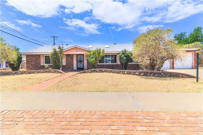 Single Family Home For Sale: 3303 Cork Drive