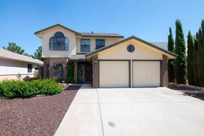 North Hills Single Family Home For Sale: 4725 Loma Grande Dr