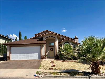 El Paso TX Single Family Home For Sale: $167,770