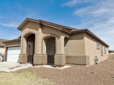 El Paso Single Family Home For Sale: 14333 Early Morn Avenue