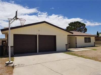 Horizon City Single Family Home For Sale: 15348 Werling Court