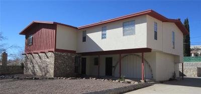 Multi Family Home For Sale: 205 Castellano Drive #A,B