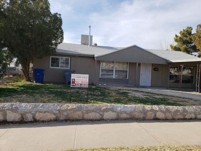 Single Family Home For Sale: 819 Chile Place