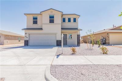 El Paso TX Single Family Home For Sale: $157,586