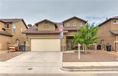 Horizon City Single Family Home For Sale: 13230 Wesleyan Avenue