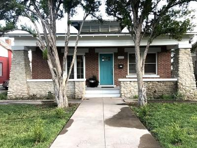 El Paso Single Family Home For Sale: 2820 Lebanon Avenue