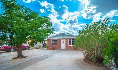 El Paso Single Family Home For Sale: 247 Val Verde Street