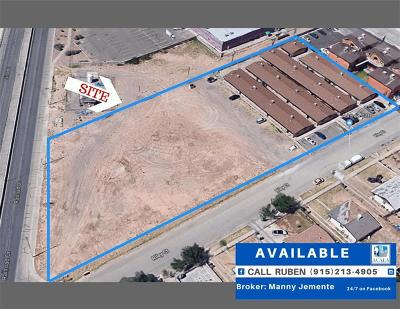 El Paso Multi Family Home For Sale: 5012 - 5024 Riley Ct #A-D