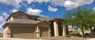 El Paso Single Family Home For Sale: 7205 Longspur