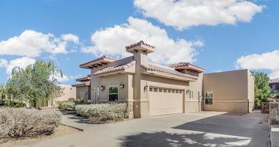 El Paso Single Family Home For Sale: 529 Via De Los Arboles