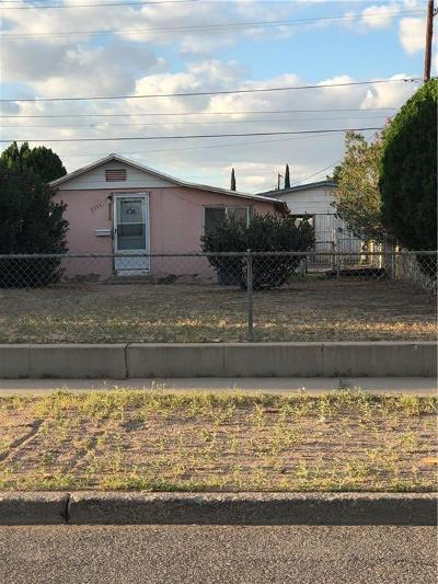 Single Family Home For Sale: 3723 Tularosa Avenue