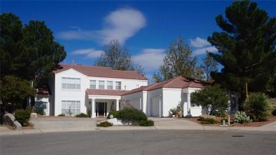 El Paso Single Family Home For Sale: 800 Escalon Way