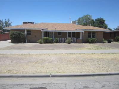 El Paso Single Family Home For Sale: 5132 Timberwolf Drive