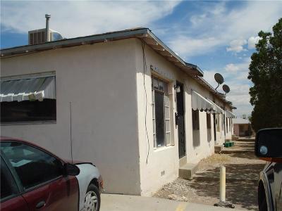 El Paso Multi Family Home For Sale: 1500 Copia Street #-