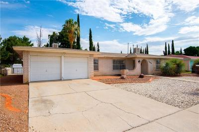 Single Family Home For Sale: 10609 Janway Drive