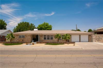 Single Family Home For Sale: 8809 Cosmos Avenue