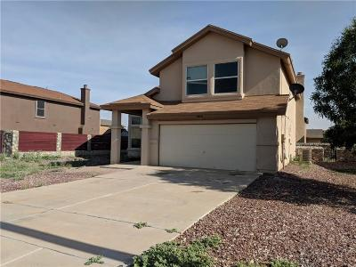 El Paso Single Family Home For Sale: 664 Vern Butler Drive