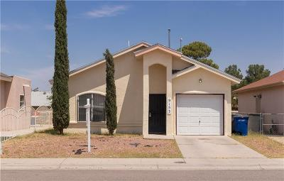 Single Family Home For Sale: 9153 Texas Red Drive