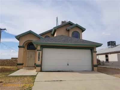 Single Family Home For Sale: 14701 Dust Devil Court