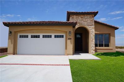Single Family Home For Sale: 12521 Triple Crown