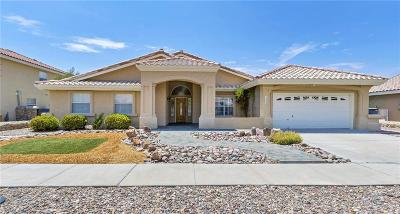 El Paso Single Family Home For Sale: 1209 Wind Ridge Drive