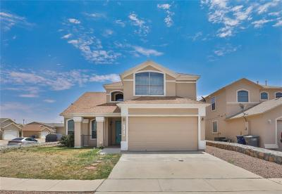 Single Family Home For Sale: 11210 Redstone Peak Place
