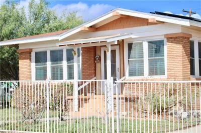 El Paso Single Family Home For Sale: 3415 McKinley