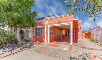 Single Family Home For Sale: 3108 Wayside Street #E