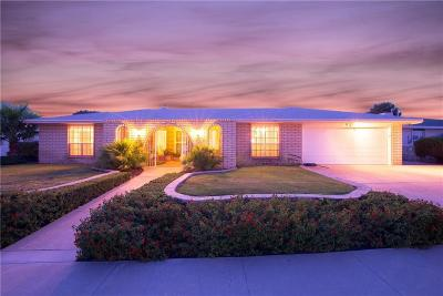 Single Family Home For Sale: 1535 Bob Goalby Lane