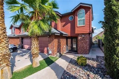 Single Family Home For Sale: 7235 Royal Arms Drive #C