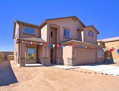 El Paso Single Family Home For Sale: 12538 Breeder Cup Way