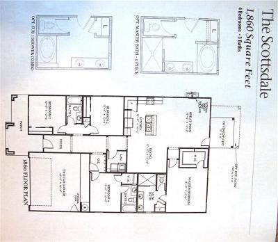 Single Family Home For Sale: 7416 Glacier Drive