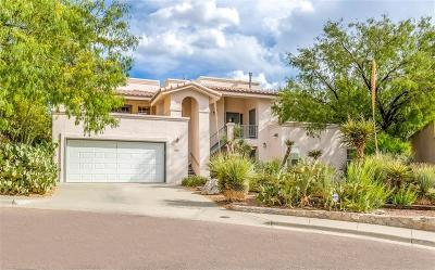 El Paso Single Family Home For Sale: 5504 Ventana Del Sol Drive