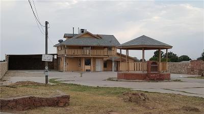 Socorro Single Family Home For Sale: 154 Santa Paula Drive