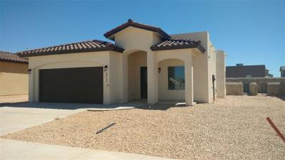 El Paso TX Single Family Home For Sale: $155,500