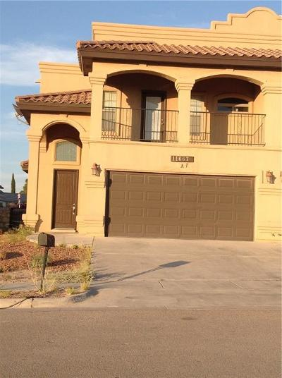 Single Family Home For Sale: 11667 Dos Palmas Drive