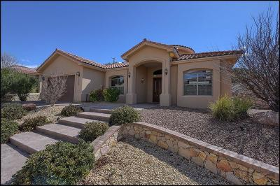 El Paso Single Family Home For Sale: 6432 Snowheights
