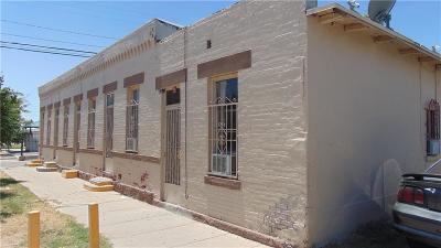 El Paso Multi Family Home For Sale: 3328 Alameda Avenue #11