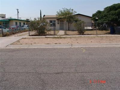 El Paso Single Family Home For Sale: 4204 Thomason Avenue