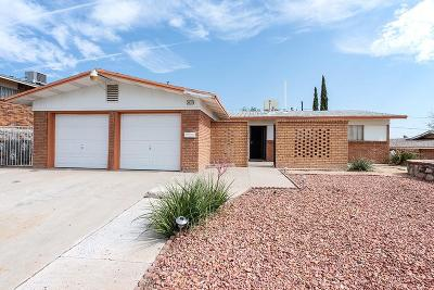 Single Family Home For Sale: 3627 Titanic Avenue