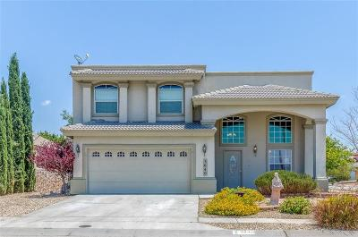 Single Family Home For Sale: 3640 Maya Lizabeth Place